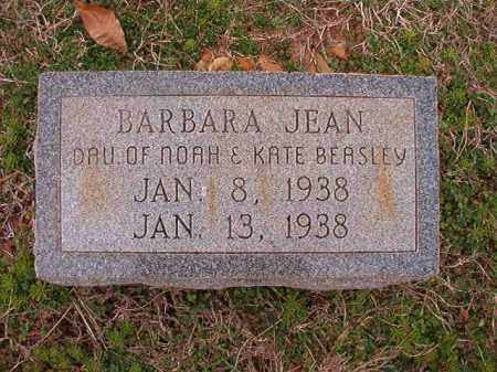 BEASLEY, BARBARA JEAN - Dallas County, Arkansas | BARBARA JEAN BEASLEY - Arkansas Gravestone Photos