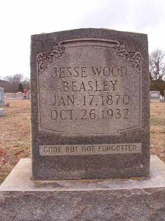 BEASLEY, JESSE WOOD - Dallas County, Arkansas | JESSE WOOD BEASLEY - Arkansas Gravestone Photos