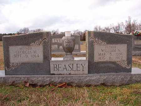 BEASLEY, WILLIAM N - Dallas County, Arkansas | WILLIAM N BEASLEY - Arkansas Gravestone Photos