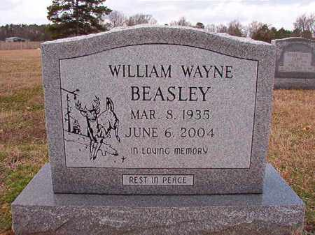 BEASLEY, WILLIAM WAYNE - Dallas County, Arkansas | WILLIAM WAYNE BEASLEY - Arkansas Gravestone Photos
