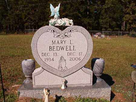 BEDWELL, MARY L - Dallas County, Arkansas | MARY L BEDWELL - Arkansas Gravestone Photos