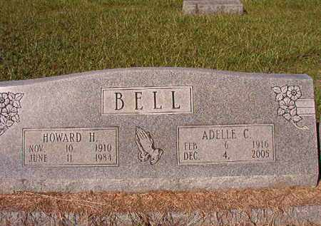 BELL, HOWARD H - Dallas County, Arkansas | HOWARD H BELL - Arkansas Gravestone Photos