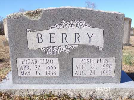 BERRY, ROSIE ELLA - Dallas County, Arkansas | ROSIE ELLA BERRY - Arkansas Gravestone Photos