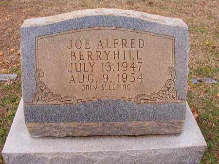 BERRYHILL, JOE ALFRED - Dallas County, Arkansas | JOE ALFRED BERRYHILL - Arkansas Gravestone Photos