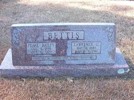 BAILEY BETTIS, PEARL - Dallas County, Arkansas | PEARL BAILEY BETTIS - Arkansas Gravestone Photos