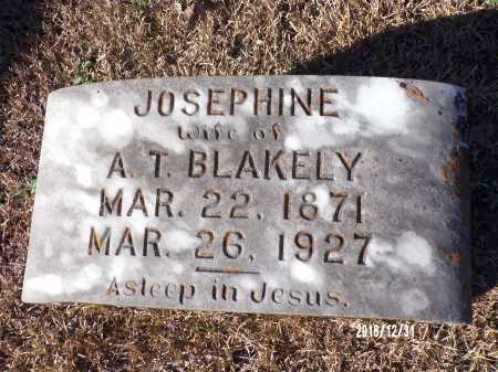 BLAKELY, JOSEPHINE - Dallas County, Arkansas | JOSEPHINE BLAKELY - Arkansas Gravestone Photos