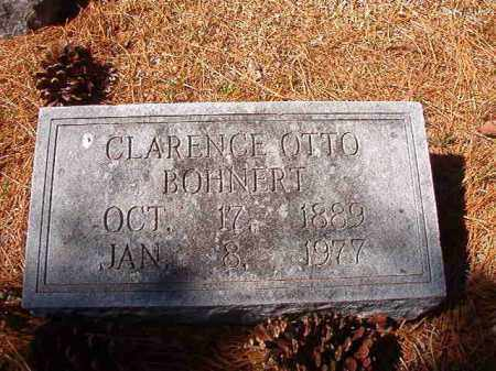 BOHNERT, CLARENCE OTTO - Dallas County, Arkansas | CLARENCE OTTO BOHNERT - Arkansas Gravestone Photos