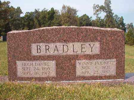 HODNETT BRADLEY, WINNIE - Dallas County, Arkansas | WINNIE HODNETT BRADLEY - Arkansas Gravestone Photos