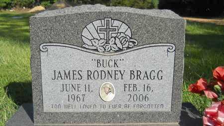 "BRAGG, JAMES RODNEY ""BUCK"" - Dallas County, Arkansas | JAMES RODNEY ""BUCK"" BRAGG - Arkansas Gravestone Photos"