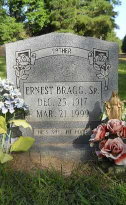BRAGG, SR, ERNEST - Dallas County, Arkansas | ERNEST BRAGG, SR - Arkansas Gravestone Photos