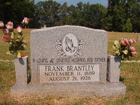 BRANTLEY, FRANK - Dallas County, Arkansas | FRANK BRANTLEY - Arkansas Gravestone Photos
