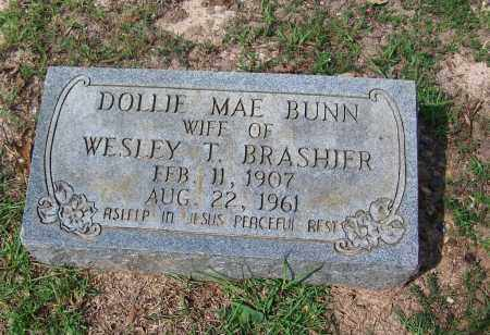 BRASHIER, DOLLIE MAE - Dallas County, Arkansas | DOLLIE MAE BRASHIER - Arkansas Gravestone Photos