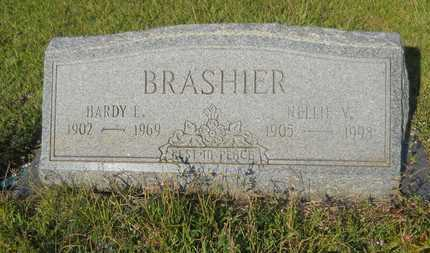 BRASHIER, NELLIE V - Dallas County, Arkansas | NELLIE V BRASHIER - Arkansas Gravestone Photos