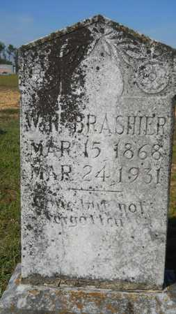 BRASHIER, W R - Dallas County, Arkansas | W R BRASHIER - Arkansas Gravestone Photos