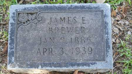 BREWER, JAMES E - Dallas County, Arkansas | JAMES E BREWER - Arkansas Gravestone Photos