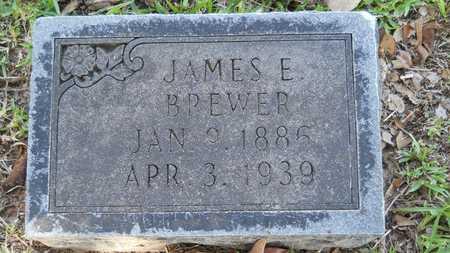 BREWER, JAMES E - Dallas County, Arkansas | JAMES E BREWER - Arkansas Gravestone Photos