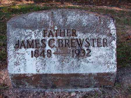 BREWSTER, JAMES C - Dallas County, Arkansas | JAMES C BREWSTER - Arkansas Gravestone Photos