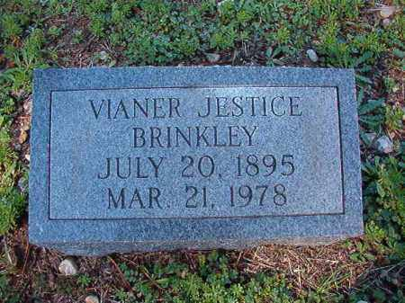 BRINKLEY, VIANER - Dallas County, Arkansas | VIANER BRINKLEY - Arkansas Gravestone Photos