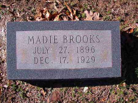 BROOKS, MADIE - Dallas County, Arkansas | MADIE BROOKS - Arkansas Gravestone Photos