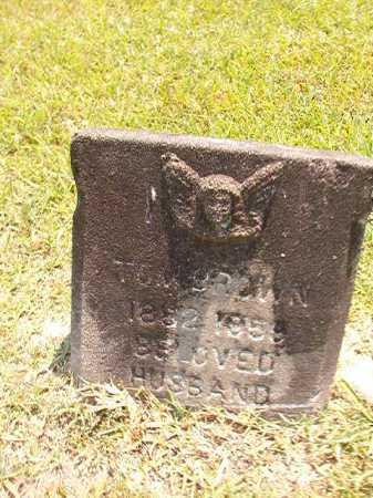 BROWN, TOM - Dallas County, Arkansas | TOM BROWN - Arkansas Gravestone Photos