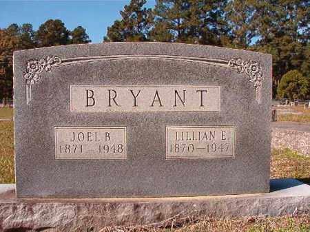 BRYANT, JOEL B - Dallas County, Arkansas | JOEL B BRYANT - Arkansas Gravestone Photos