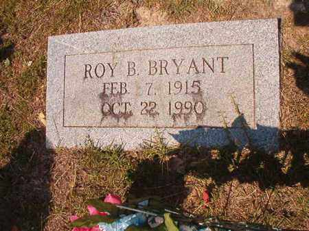 BRYANT, ROY B - Dallas County, Arkansas | ROY B BRYANT - Arkansas Gravestone Photos