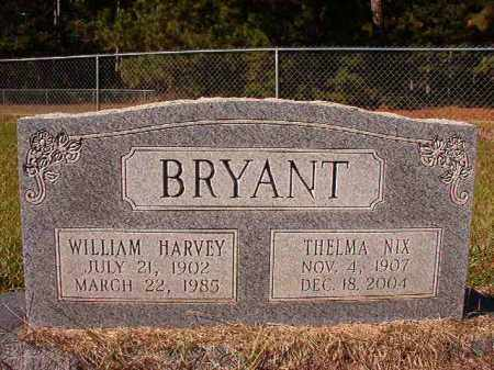 NIX BRYANT, THELMA - Dallas County, Arkansas | THELMA NIX BRYANT - Arkansas Gravestone Photos