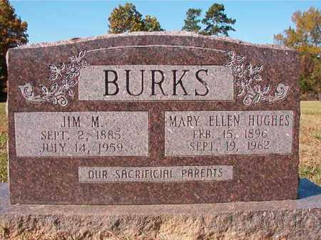 BURKS, MARY ELLEN - Dallas County, Arkansas | MARY ELLEN BURKS - Arkansas Gravestone Photos