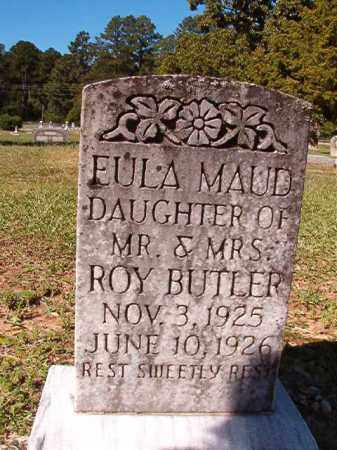 BUTLER, EULA MAUD - Dallas County, Arkansas | EULA MAUD BUTLER - Arkansas Gravestone Photos