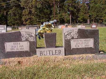 BUTLER, BETHUNIA - Dallas County, Arkansas | BETHUNIA BUTLER - Arkansas Gravestone Photos