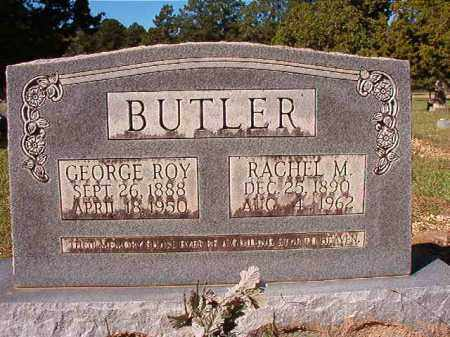 BUTLER, RACHEL M - Dallas County, Arkansas | RACHEL M BUTLER - Arkansas Gravestone Photos