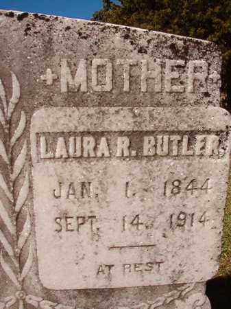 BUTLER, LAURA R - Dallas County, Arkansas | LAURA R BUTLER - Arkansas Gravestone Photos