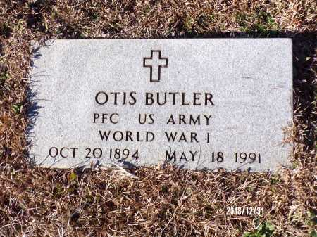 BUTLER (VETERAN WWI), OTIS - Dallas County, Arkansas | OTIS BUTLER (VETERAN WWI) - Arkansas Gravestone Photos