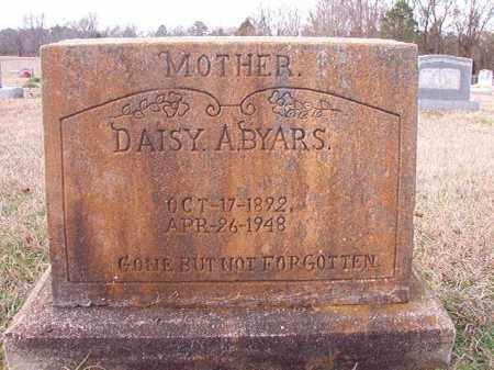 BYARS, DAISY A - Dallas County, Arkansas   DAISY A BYARS - Arkansas Gravestone Photos