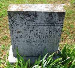 CALDWELL, REV, J E - Dallas County, Arkansas | J E CALDWELL, REV - Arkansas Gravestone Photos