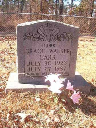 CARR, GRACIE - Dallas County, Arkansas | GRACIE CARR - Arkansas Gravestone Photos