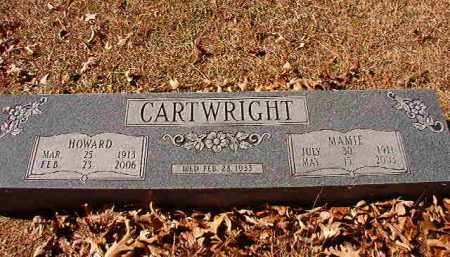 CARTWRIGHT, HOWARD - Dallas County, Arkansas | HOWARD CARTWRIGHT - Arkansas Gravestone Photos
