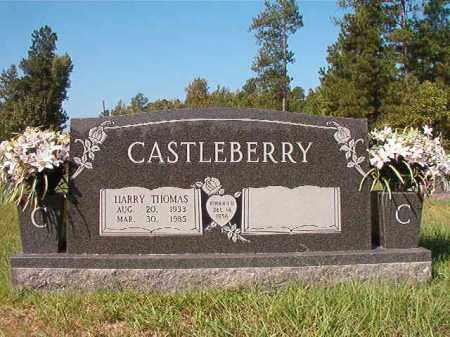 CASTLEBERRY, HARRY THOMAS - Dallas County, Arkansas   HARRY THOMAS CASTLEBERRY - Arkansas Gravestone Photos