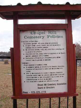 *CHAPEL HILL, CEMETERY - Dallas County, Arkansas | CEMETERY *CHAPEL HILL - Arkansas Gravestone Photos