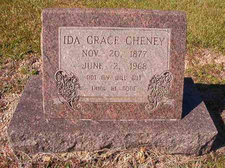 CHENEY, IDA - Dallas County, Arkansas | IDA CHENEY - Arkansas Gravestone Photos