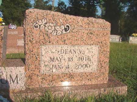 CHITTUM, DEAN V - Dallas County, Arkansas | DEAN V CHITTUM - Arkansas Gravestone Photos