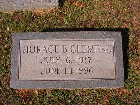 CLEMENS, HORACE B - Dallas County, Arkansas | HORACE B CLEMENS - Arkansas Gravestone Photos