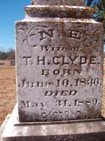 CLYDE, N E - Dallas County, Arkansas | N E CLYDE - Arkansas Gravestone Photos
