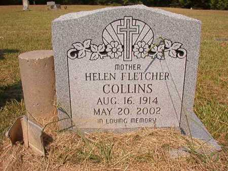 COLLINS, HELEN - Dallas County, Arkansas | HELEN COLLINS - Arkansas Gravestone Photos