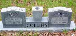 COLLINS, BESSIE - Dallas County, Arkansas | BESSIE COLLINS - Arkansas Gravestone Photos