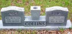 COLLINS, BESSIE - Dallas County, Arkansas   BESSIE COLLINS - Arkansas Gravestone Photos