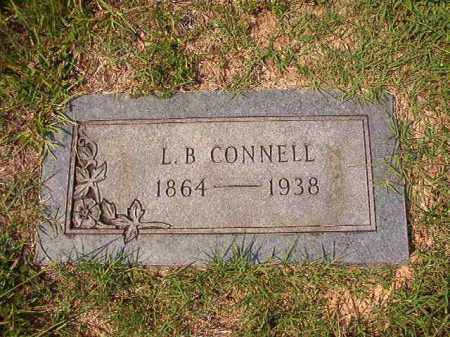 CONNELL, L B - Dallas County, Arkansas | L B CONNELL - Arkansas Gravestone Photos