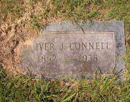 CONNELL, OLIVER J - Dallas County, Arkansas | OLIVER J CONNELL - Arkansas Gravestone Photos