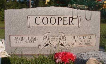 COOPER, JUANITA M - Dallas County, Arkansas | JUANITA M COOPER - Arkansas Gravestone Photos