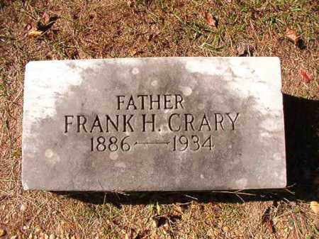 CRARY, FRANK H - Dallas County, Arkansas | FRANK H CRARY - Arkansas Gravestone Photos